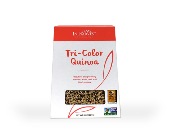Tri-Color Quinoa - 8 oz. box