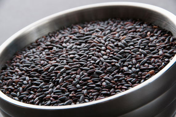 Nerone Italian Black Rice